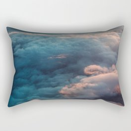Cloudscape V Rectangular Pillow
