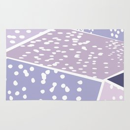 Purple Rooms Rug