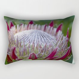 King Protea Island Flowers Jewel of the Garden Rectangular Pillow