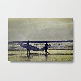Surfers paradise  Metal Print