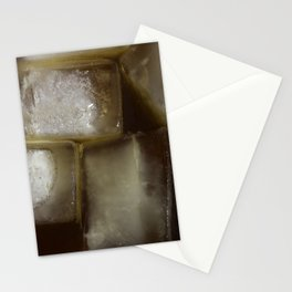 Iced coffee Stationery Cards