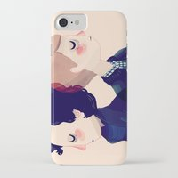 221b iPhone & iPod Cases featuring 221B by Nan Lawson