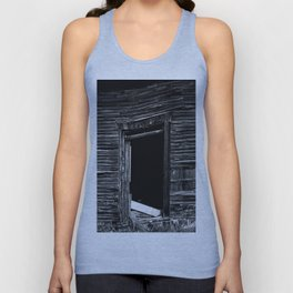 Old Abandonned house Unisex Tank Top