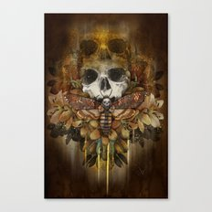 Silence of the Soul Canvas Print