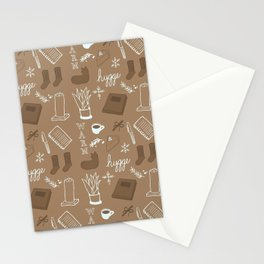 Cozy in Cocoa Stationery Cards