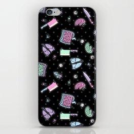 Sweet Yandere (Black) iPhone Skin