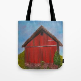 Shelter for the herd Tote Bag