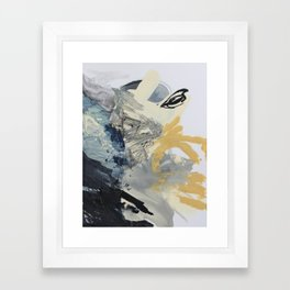Storm Cloud Framed Art Print