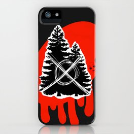 Marble Hornets iPhone Case