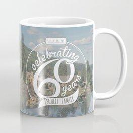 Lechelt's 60th Anniversary Coffee Mug
