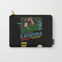 8-bit Champion: Katarina Carry-All Pouch