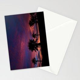 Palm Sunset - 7 Stationery Cards