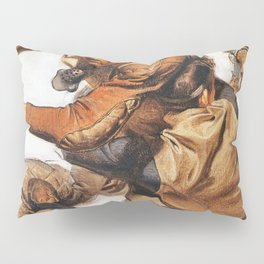Rugby Player, Tackle - Digital Remastered Edition Pillow Sham