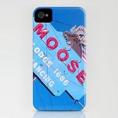 A Moose is a Moose Slim Case iPhone (4, 4s)