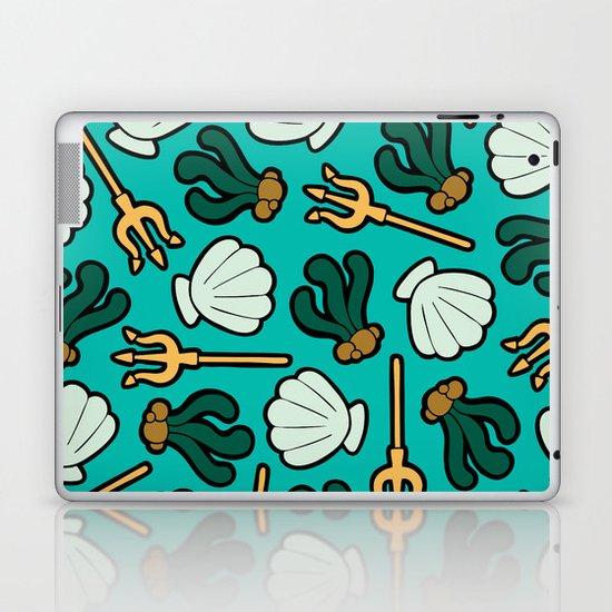 Under the Sea Pattern Laptop & iPad Skin