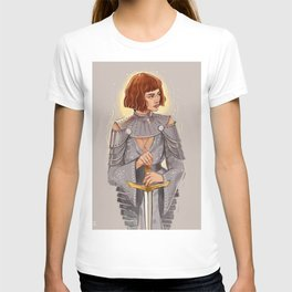 'Joan of Arc' / Zendaya T-shirt