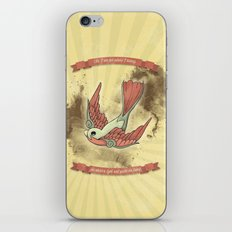 As Much As I Ever Could iPhone & iPod Skin