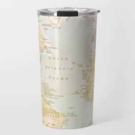 Pastel World Travel Mug