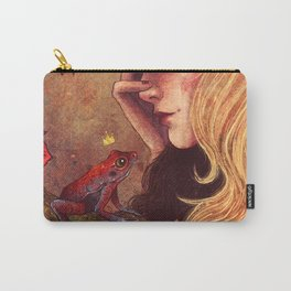 A Poisonous Prince Carry-All Pouch