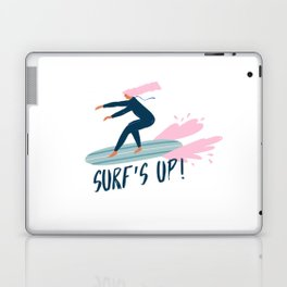 Surf's up! Laptop & iPad Skin
