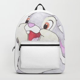 thumper from bambi Backpack