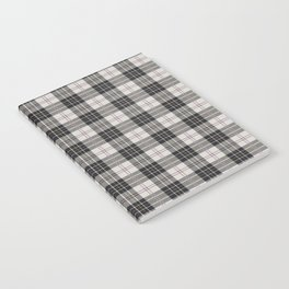 MacPherson Ancient Dress Tartan Notebook