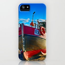 After the catch iPhone Case