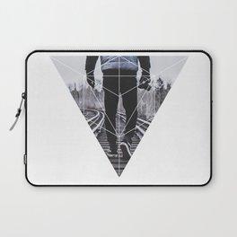 Photographic Path - Geometric Photography Laptop Sleeve
