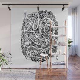 Plan A Wall Mural