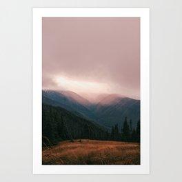 pnw daydreams Art Print