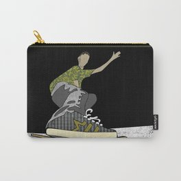 Skateboard 14 Carry-All Pouch