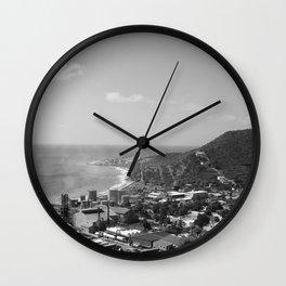 St. Maarten. Wall Clock