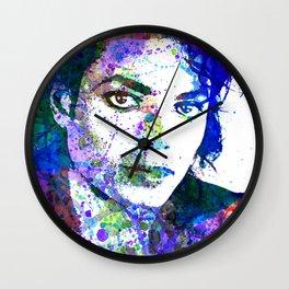 Michael Jacksons Wall Clock