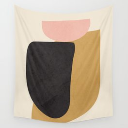 Abstract Shapes 34 Wall Tapestry