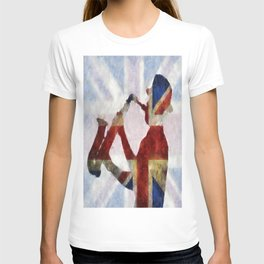 The Sax Player T-shirt