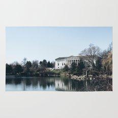 Buffalo History Museum Rug