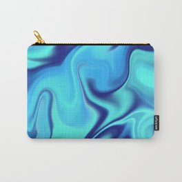 Anguilla Color Melt Tye Dye Carry-All Pouch