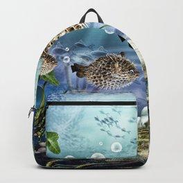 Kugelfische Backpack