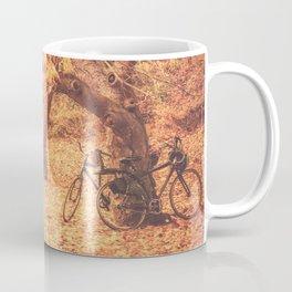 Autumn - New York City Coffee Mug