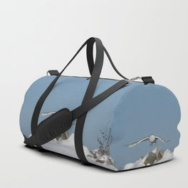 Over the hills Duffle Bag
