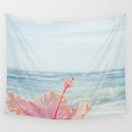 The Blue Dawn Wall Tapestry
