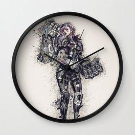 League of Legends VI Wall Clock