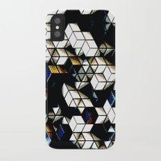 Comic Cubes Slim Case iPhone X