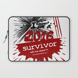 2016 survivor Laptop Sleeve