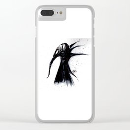 MORPHOUS Clear iPhone Case