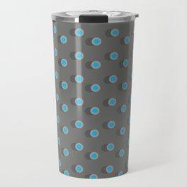 3D Dotted Pattern II Travel Mug