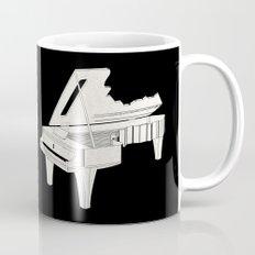Music Is The Key. Coffee Mug