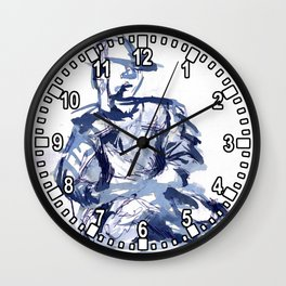 cross you're legs and wait. with Jun Wall Clock