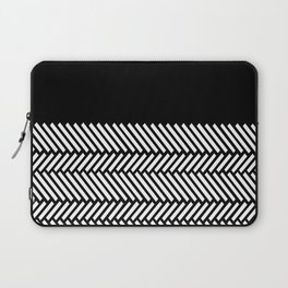Herringbone Boarder Laptop Sleeve