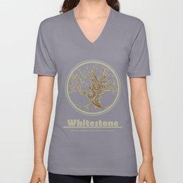 Whitestone Unisex V-Neck